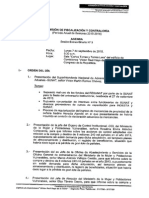 Sesión de La Comisión de Fiscalización