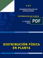 Distribucin de Planta