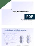 Banco Aula 05-Cardinalidade