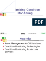 Optimizing Condition Monitoring