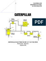 Manual 24V Caterpillar