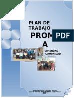 Plan de Trabajo Sobre Promsa