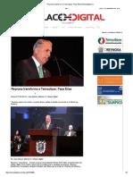 09-06-2015 Reynosa Transforma a Tamaulipas_ Pepe Elías