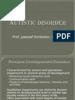 Autism Prof. Joesoef Simbolon