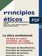 Principios Eticos Clases Marzo 2015