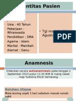Contoh kasus Sindroma Metabolik