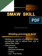 SMAW Welding Skill (W-01)1