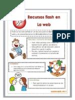 Recursos de Flash en la web