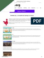 Actualités Startups France & FrenchTech - AlloWeb