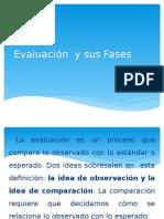 Evaluación y Sus Fases
