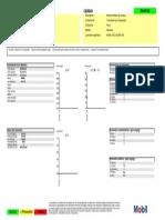 Analisis de Aceite Reductor Molino Carbon