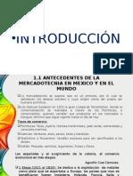 Mercadotecnia Tema 1.1 y 1.2
