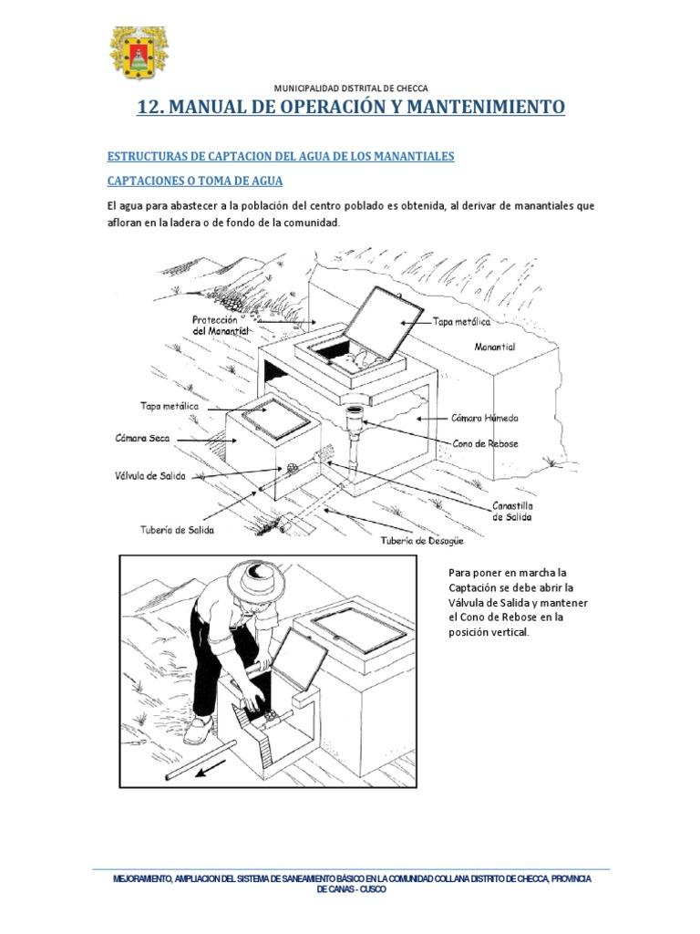 Manual de Operación y Mantenimiento Chujura-caracoto