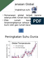 Pemanasan Global Present
