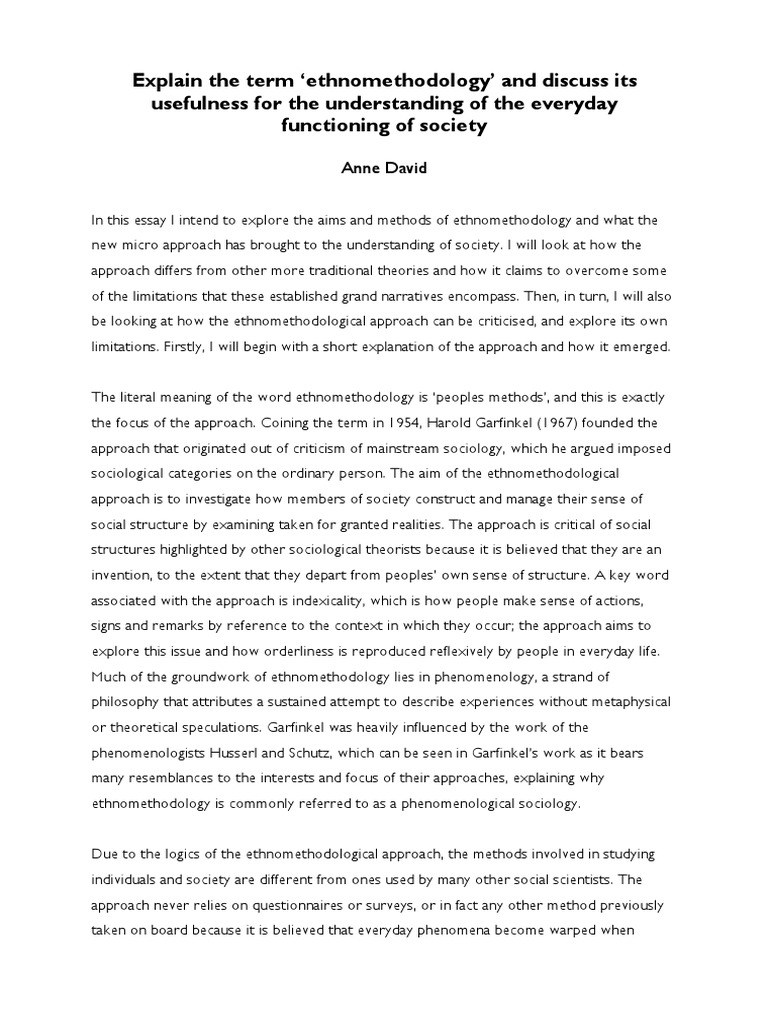 Origin and meaning of management essay