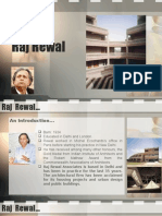 Raj Rewal Architecture Case Study
