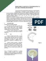 Reducerea Consumului de Material La Fabricarea Tuburilor Bourdon