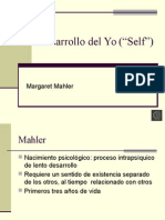 Presentación Oral Desarrollo Del Yo M