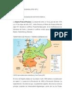 12. Guerra Franco Prusiana