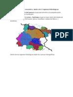 Regiones Hidrologicas Cuencas y Subcuencas Del Estado de Gto