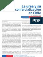 La Urea y su comercialización en Chile