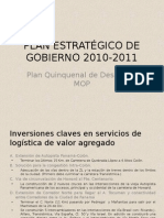 Resumen Plan Quinquenal-Mop