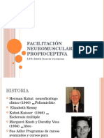 neuroterapia facilitacion neuropropioceptiva