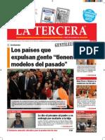 Diario La Tercera 07.09.2015