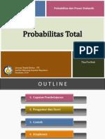 1.3.1 Probabilitas Total