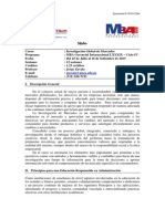 MBAG89 - IGM - Sílabo Del Curso