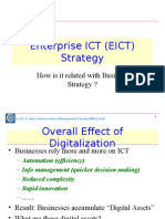 Lecture-02 EICT Strategy