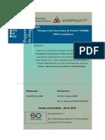 Rapport Pfe Gharbi- Doc