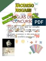 Concurso de Origami