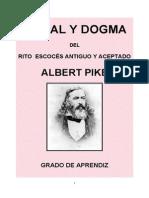 Moral y Dogma Del REAA, Albert Pike