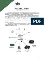 Control Lambda Folleto Español