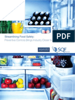 Streamlining Food Safety Preventative Controls Bring Industry Closer to SQF Certification1