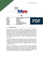 MBAGI - Silabo Liderazgo y Atributos Gerenciales