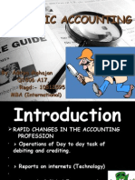 Forensic Accounting Ppt