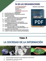 4-La Sociedad de La Información y Las Organizaciones