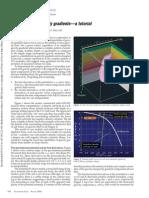 Understanding Gravity Gradients-A Tutorial