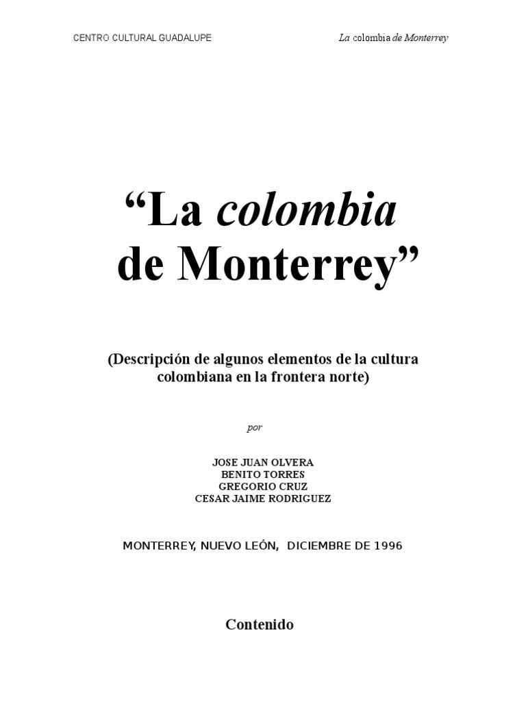 La Colombia de Monterrey 455fa17aef1
