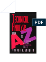 Stock & Stock Markets - Technical Analysis From A to Z
