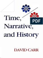 CARR. Time, Narrative, And History