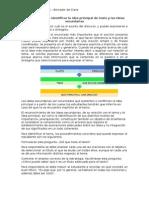 Comunicación- Material Idea Principal y Secundaria Pavel