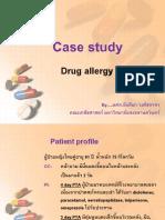 Case Study Drug Allergy Present1