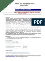 Curso Gestión SAP MM SD