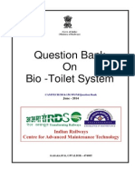 Question Bank on Bio-Toilet System