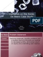 Analysis of Debeers 6032