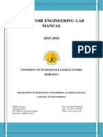 Reservoir Lab Manual 2015-16