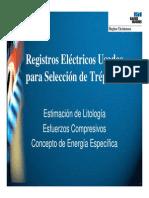 Registros Electricos Para Seleccion de Barrenas_External